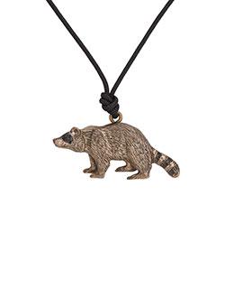 Raccoon Pendant