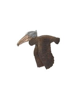 Brown Pelican Pin