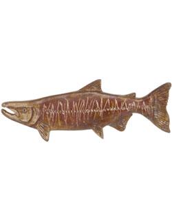 Chum Salmon Pin
