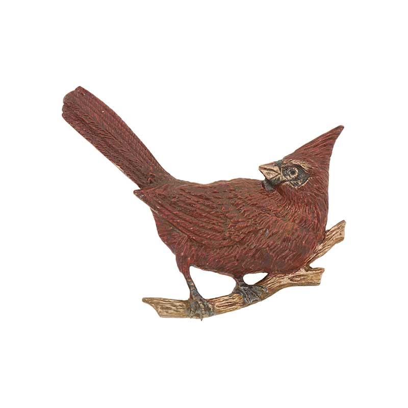 Cardinal Pin, Bronze
