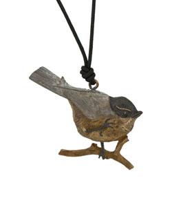Chickadee Pendant