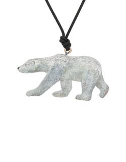 Polar Bear Pendant