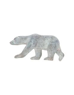 Polar Bear Pin