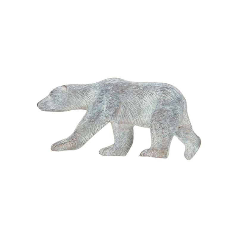 Polar Bear Pin by Cavin Richie