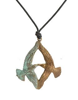 Terns  Pendant, Fishhook