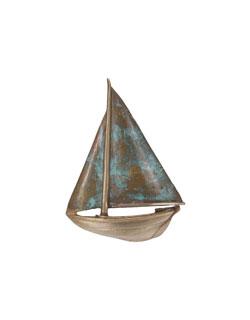 Buzzard's Bay Sailboat Pin