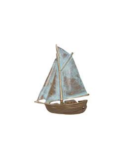 Franken Cutter Sailboat Pin