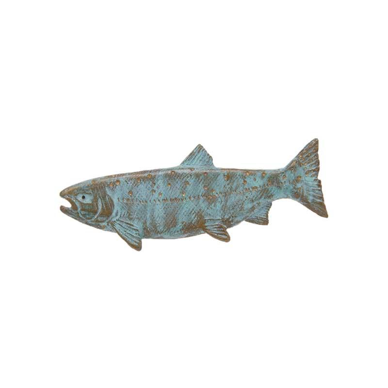 Coho Salmon Pin
