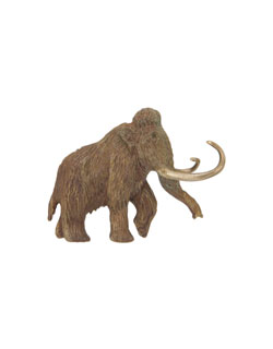 Woolly Mammoth Pin