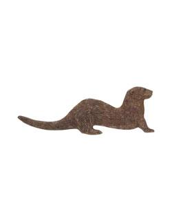 River Otter Pin
