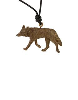 Wiley Coyote Pendant