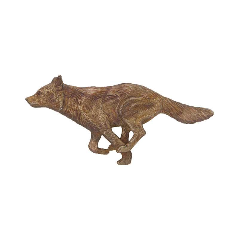 Wolf Pin, Bronze