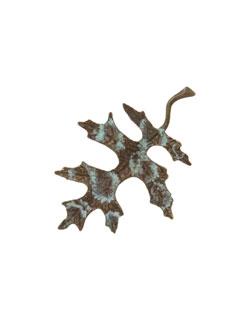 Oak Leaf Pin