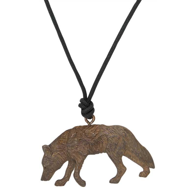 Trail Wolf, Bronze