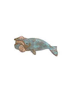 Bowhead Whale Pin