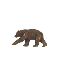 Brown Bear Pin