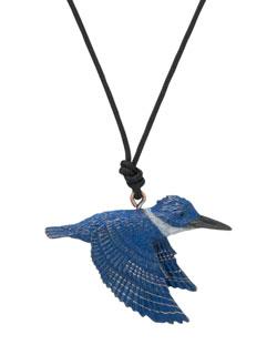 Kingfisher Pendant