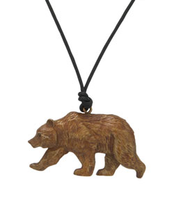 Grizzly Bear Pendant