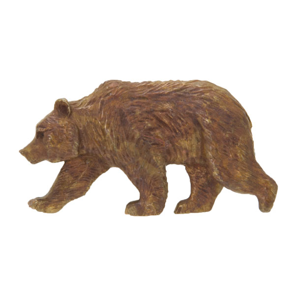 Grizzly Bear Pin by Cavin Richie