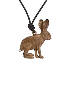 Jack Rabbit Pendant
