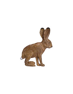 Jack Rabbit Pin