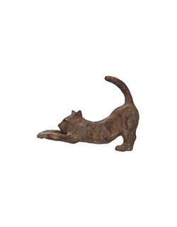 Stretching Cat  Pin