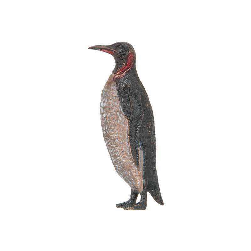 King Penguin Pin, Bronze