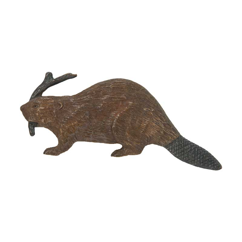 Beaver Pin by Cavin Richie