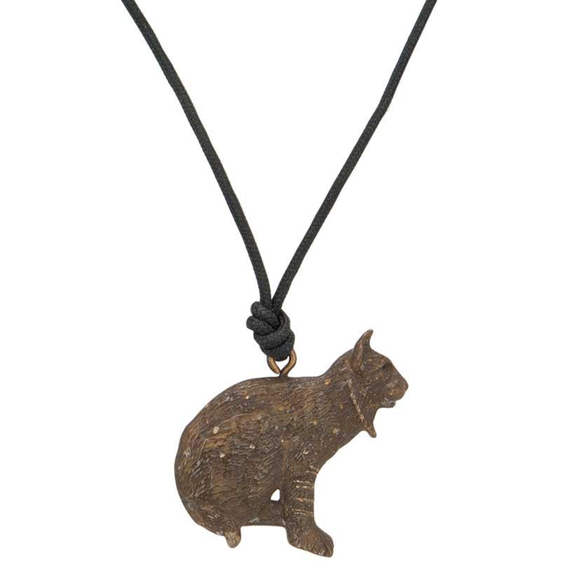 Bobcat Pendant