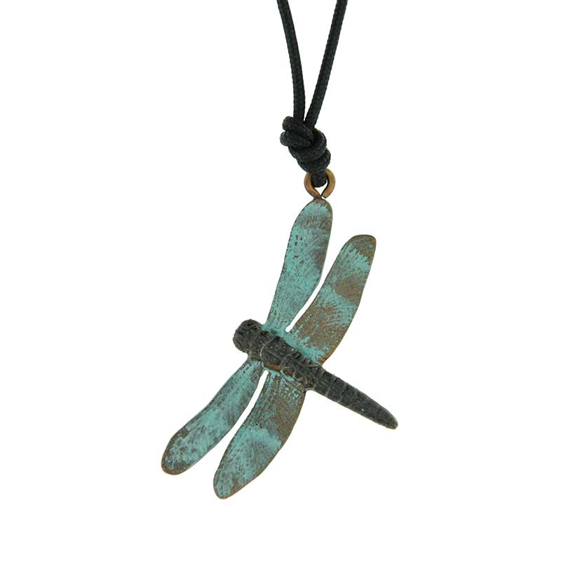 Dragonfly Pendant by Cavin Richie