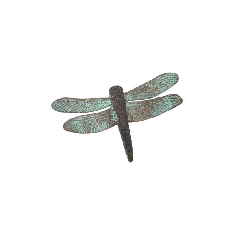Dragonfly Pin, Bronze