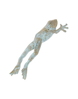 Leaping Frog Pin