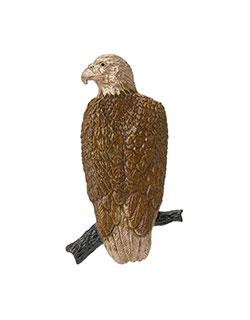 Eagle Perched Pin