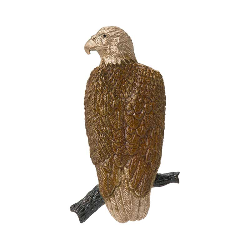 Eagle Perched, Pin