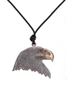 Bald Eagle Head  Pendant