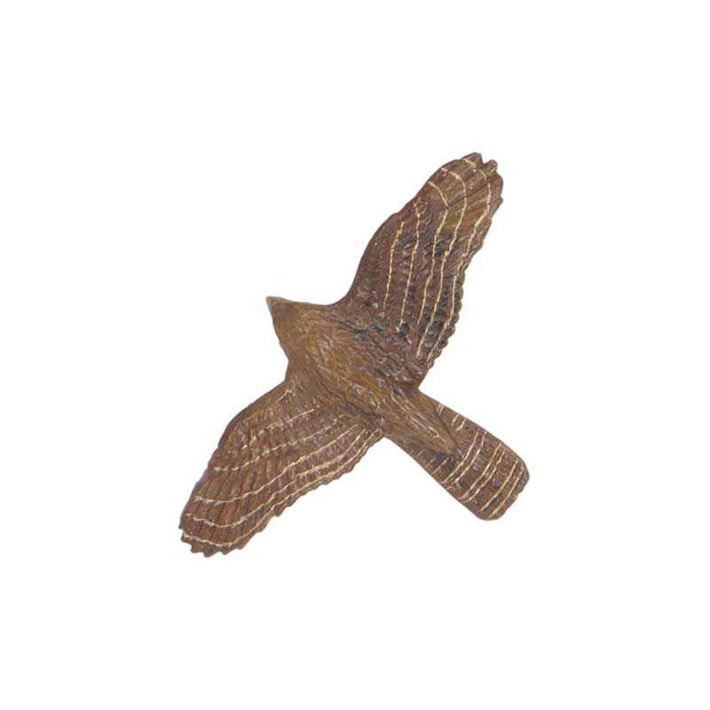 Soaring Hawk Pin