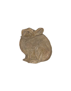 Cottontail Pin