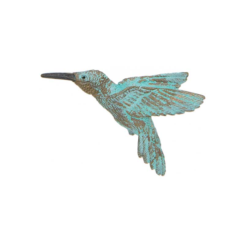 Hummingbird Pin by Cavin Richie
