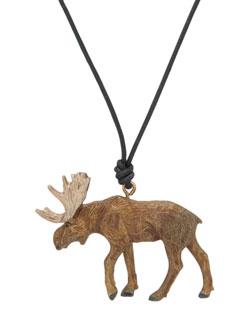 Moose Pendant