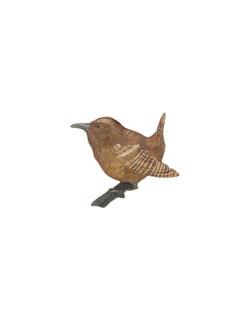 Winter Wren Pin