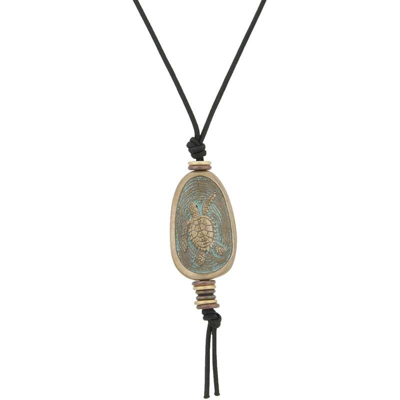 Sea Turtle Amulet