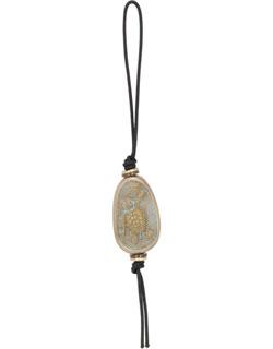 Sea Turtle Amulet Zipper Pull