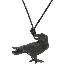 Raven Pendant