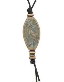 Heron Amulet