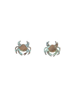 Dungeness Crab Earrings