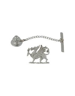Welsh Dragon Tie Tack