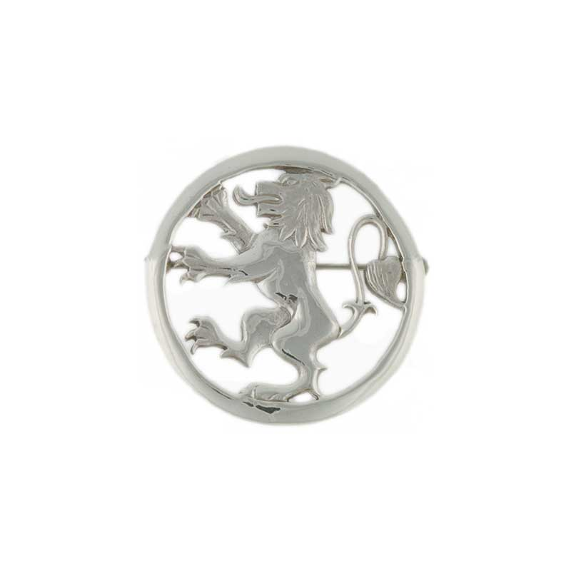 Rampant Lion Pin