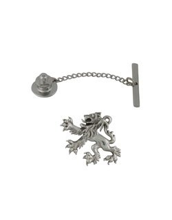 Scottish Lion Tie Tack