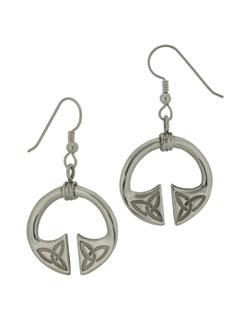 Spade Earrings