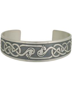 Celtic Heron Bracelet